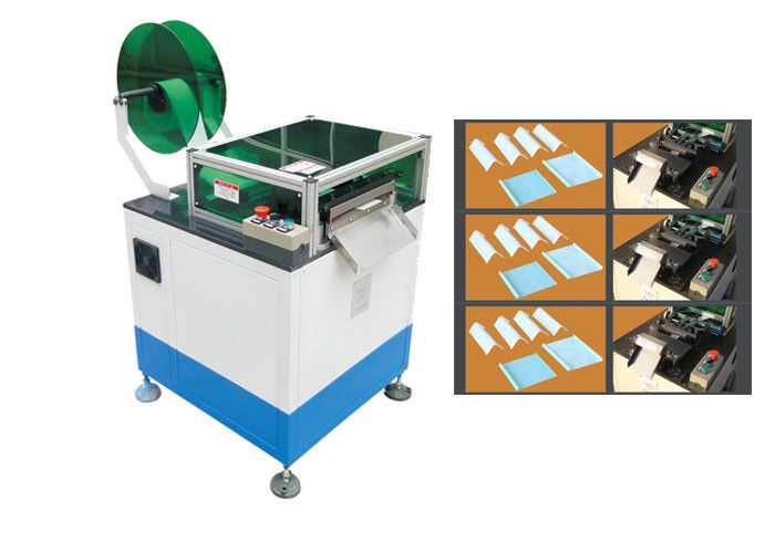 Low Noise Wedge Cutting Machine For Induction Motor Stator , Output Can Be Set
