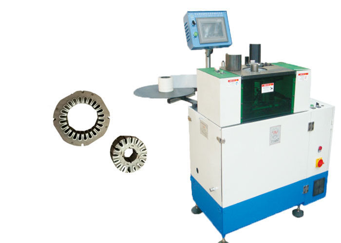 ISO / SGS  Audit Automatic Motor Winding Machine  for Simple Wedges