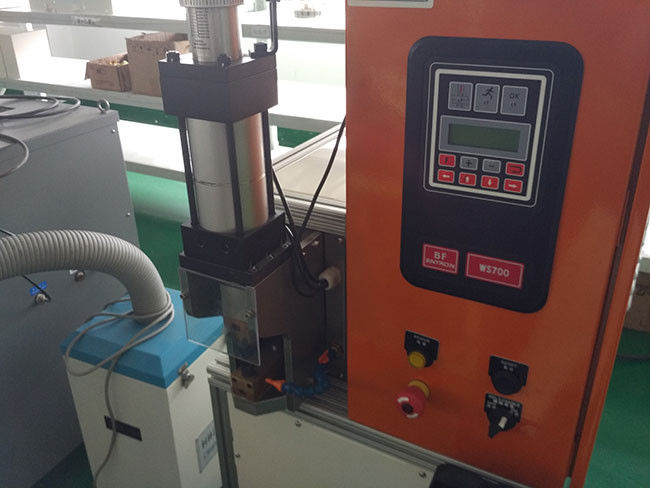 Motor Winding Equipment  Modular And Precise Armature Commutator Hook Welding and Fusing Machine