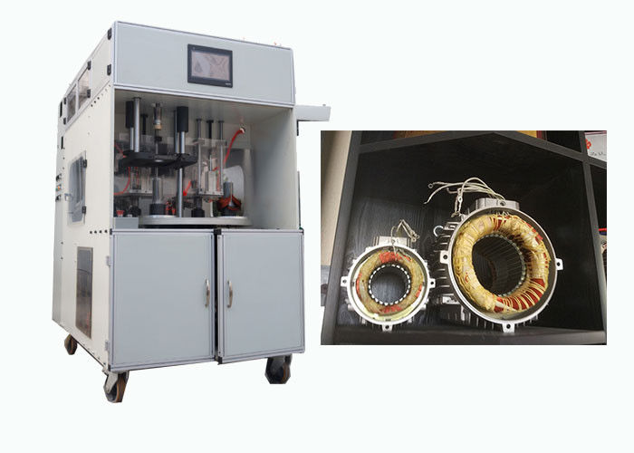 Inserting And Drifting Machine / Automatic Winding Embedding Machine