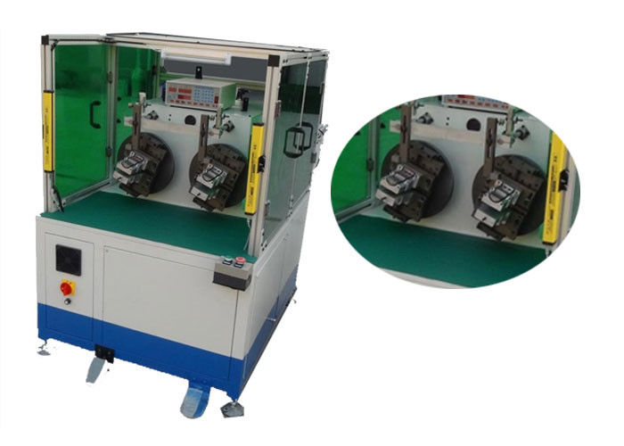 1.5Kw Stator Winding Machine / Air Conditioner Motor Coil Winding Machine