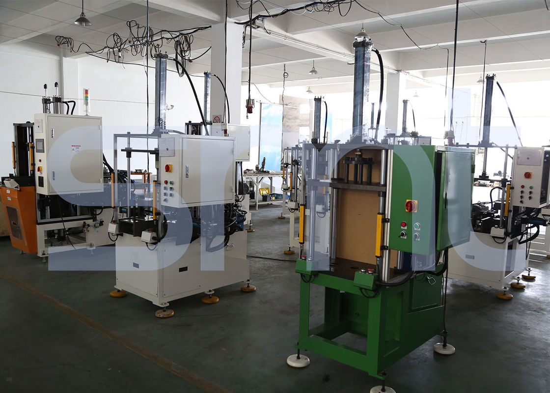 Electric Motor Stator Coil Winding Machine Final Forming Machine Copper / Aluminum Wire  SMT - ZJ160