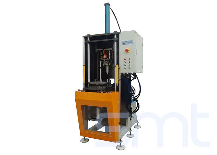 Automatic Enter / Exit Station Motor Stator Winding Machine Huralic Oil Drive
