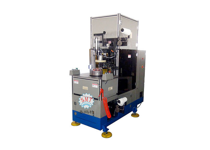 Double Side Stator Lacing Machine Full Servo / Motor Coil Lacing Machine